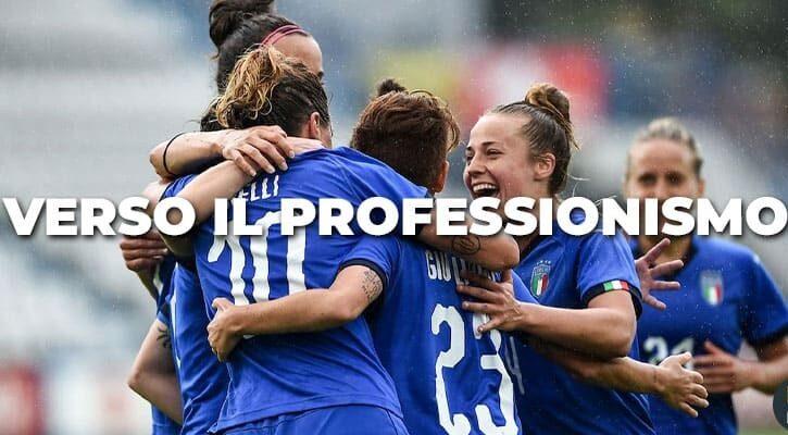 L'arrivo del professionismo femminile!